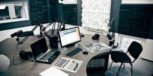 Estúdio de gravação - proteção acústica