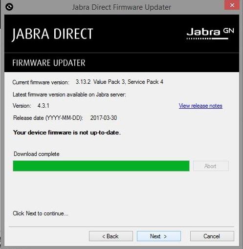 Tuturial: como atualizar um auricular Jabra para PC