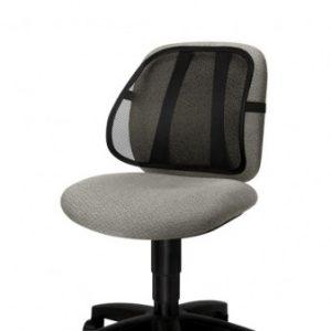 Encosto cadeira ergonómico